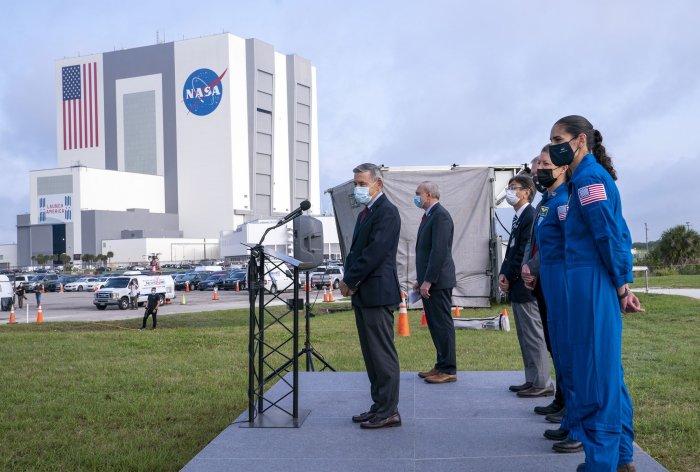 NASA prepares for next launch to International Space Station - Photos - UPI.com