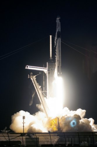 - SpaceX Crew 2 launches to International Space Station 1 1 - Watch live: Astronauts attempt to install second new space station solar array