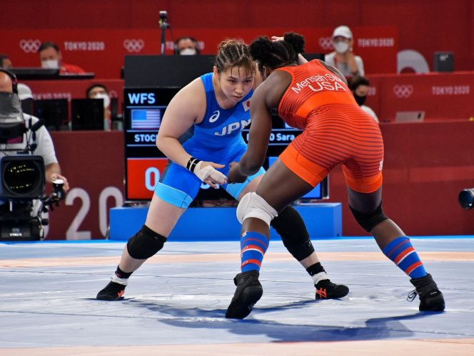 , U.S. boxer Keyshawn Davis beats Armenian Hovhannes Bachkov to make gold-medal bout, Forex-News, Forex-News