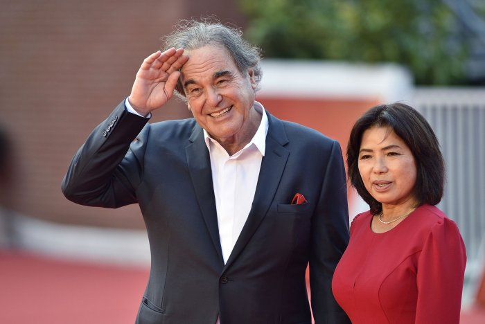 Moments from the 16th Rome Film Festival