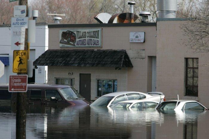 Island Auto Sales >> Flooding in Rhode Island - Photos - UPI.com