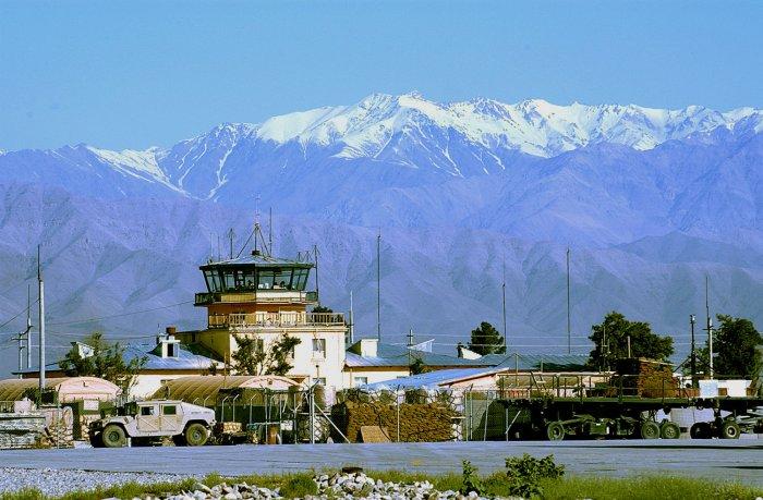 Life On Bagram Air Base Photos Upi Com