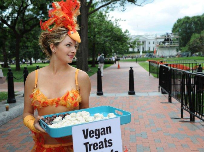 Outrageous PETA campaigns - All Photos - UPI.com