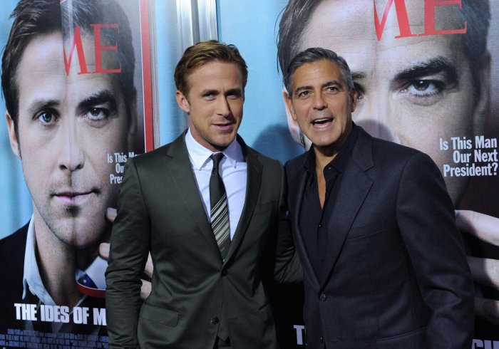 """Ides Of March News: """"The Ides Of March"""" Premiere In Beverly Hills"""