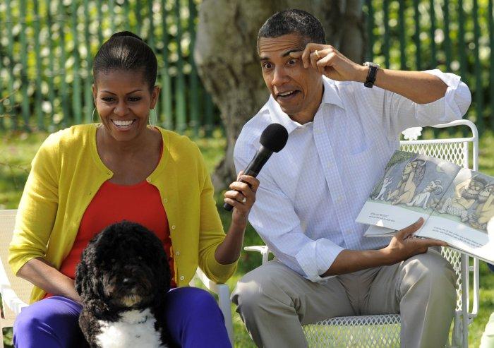 The White House Easter Egg Roll - Slideshow - UPI com