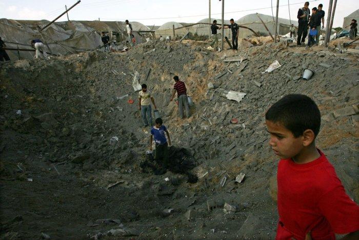 Israeli air strikes in Gaza - Slideshow - UPI.com