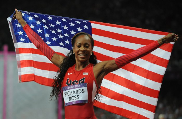 2012 Olympics  Gold Medal Winners - Photos