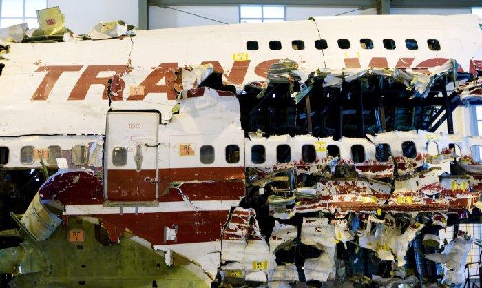 the twa flight 800 accident