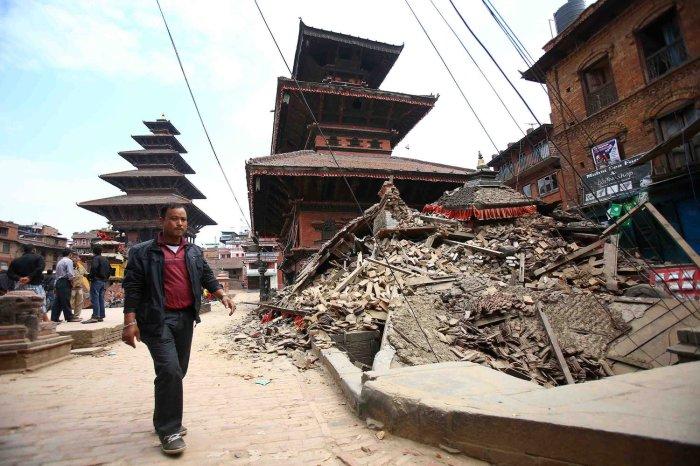 Natural Disasters Of 2015 Photos Upi Com