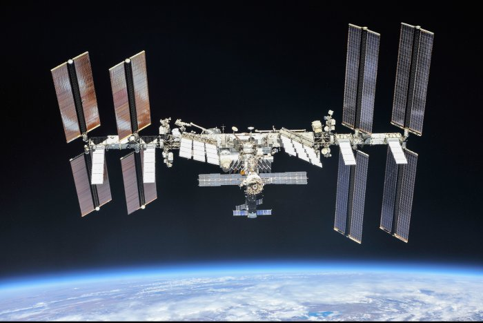 - 20 years aboard the International Space Station 1 1 - Smart shirt tracks vital signs of astronauts aboard space station