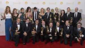 2014: Emmys: Backstage