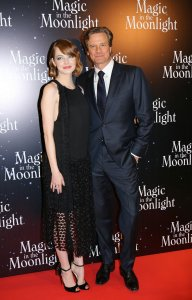 """Magic in the Moonlight"" premiere in Paris"