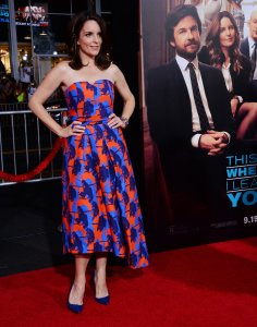"""This is where I leave you"" premiere"