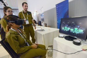 Drone conference in Israel