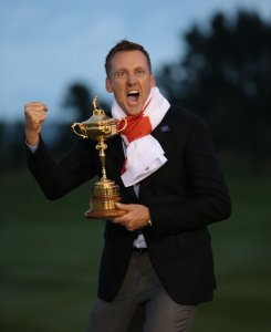 Europe Wins the Ryder Cup
