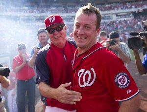 Zimmermann Pitches Washington Nationals First No-hitter