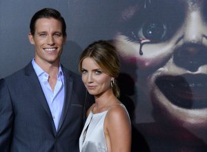 Annabelle premiere in Los Angeles