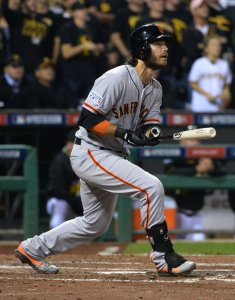Giants beat the Pirates in MLB's NL Wild Card Playoff