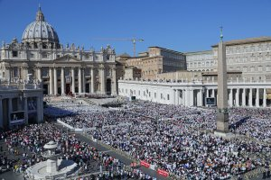 Beatification of Paul VI in Vatican City