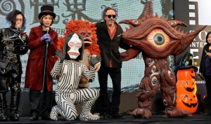 """The world of Tim Burton"" opens in Tokyo"