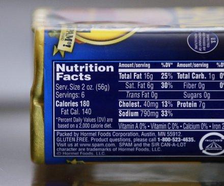 Restaurantes en Estados Unidos deberán informar las calorías en sus comidas