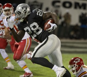 Raiders de Oakland obtuvieron primer triunfo del año en la NFL