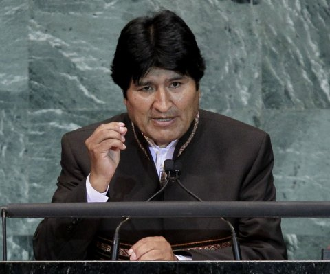 Evo Morales a Chile: Es mejor una intromisión que una invasión