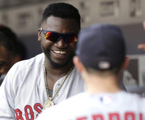 David Ortiz se retirará del béisbol tras la temporada 2016 de la MLB