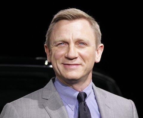 Daniel Craig dijo que 'Spectre' será su última interpretación de James Bond