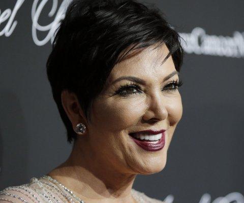 Kris Jenner está indecisa sobre cambio de nombre después del divorcio