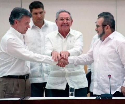 Gobierno de Colombia y las Farc llegan a acuerdo sobre reparación de las víctimas