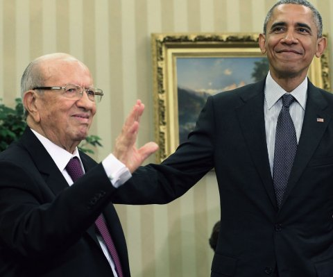 Estados Unidos designa a Túnez como `aliado no miembro de OTAN