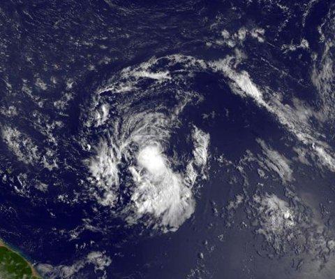 Tormenta Erika deja al menos cuatro muertos en Dominica