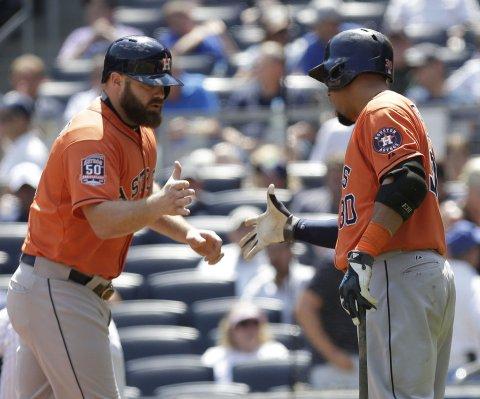 Astros confirman su pase a los Playoffs y se medirán a los Yankees por el Wild Card