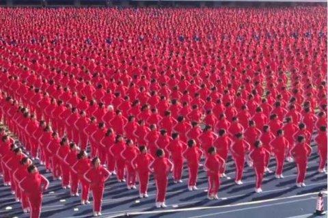 Más de 50.000 personas bailan simultáneamente en 14 ciudades para un record mundial