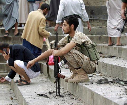 Inician negociaciones de paz por conflicto de Yemen