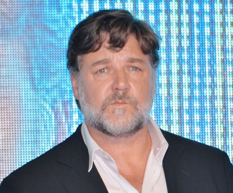 Russell Crowe no soli