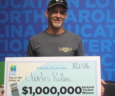 Hombre de Tennessee gana lotería de $1M en viaje de trabajo