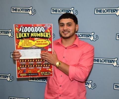 Ciudad de Springfield, Mass., recibe tercer ganador de $1M en lotería en 2 semanas