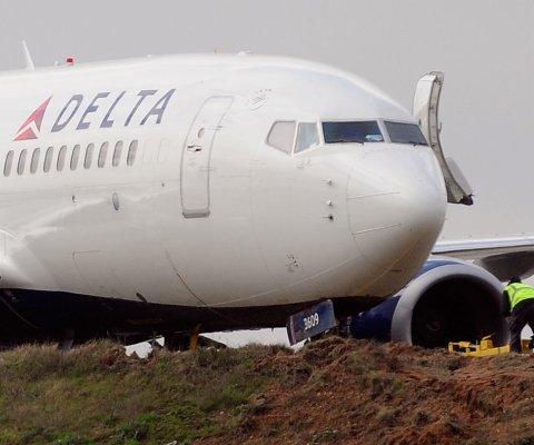 Piloto se quedó fuera de la cabina durante un vuelo de Delta