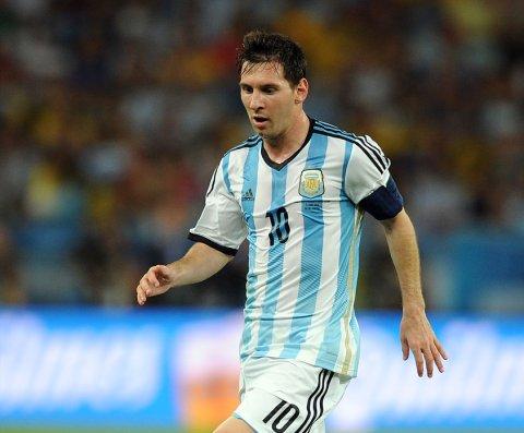 Lionel Messi vuelve a los entrenamientos pensando en el clásico
