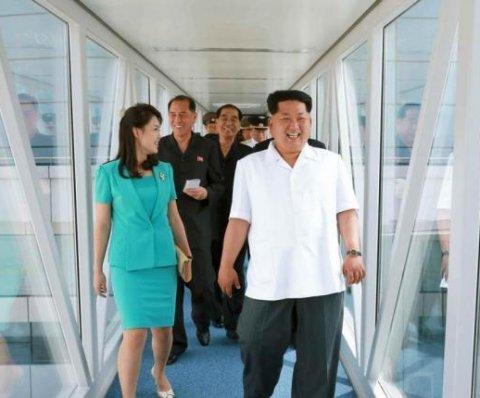 China asegura que Kim Jong Un quiere mejorar las relaciones bilaterales
