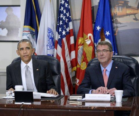 Obama asegura que el Estado Islámico está perdiendo mucho territorio en Irak y Siria