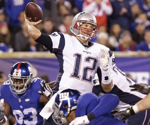 Panthers y Patriots se mantienen invictos con nueve victorias en la NFL
