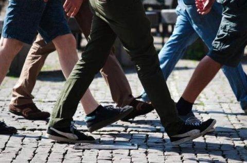 Variar la velocidad al caminar puede ayudar a perder peso
