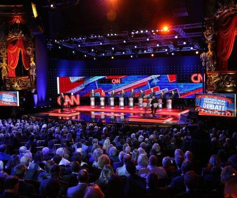 Republicanos se enfrentaron en debate sobre la seguridad nacional