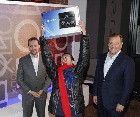 Play Station 4 superó las 30 millones de unidades vendidas