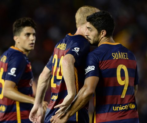 Barcelona-Arsenal y Real Madrid-Roma en octavos de final de la Liga de Campeones