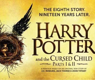 Guión de 'Harry Potter y el Niño Maldito' será lanzado como un libro