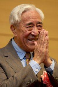 Hermano del Dalai Lama habla en Japón